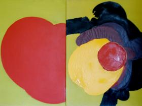 Peinture 632 - 1968